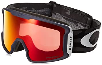 31322e10cdb Image Unavailable. Image not available for. Colour  Oakley Line Miner Asian  Fit Snow Goggles