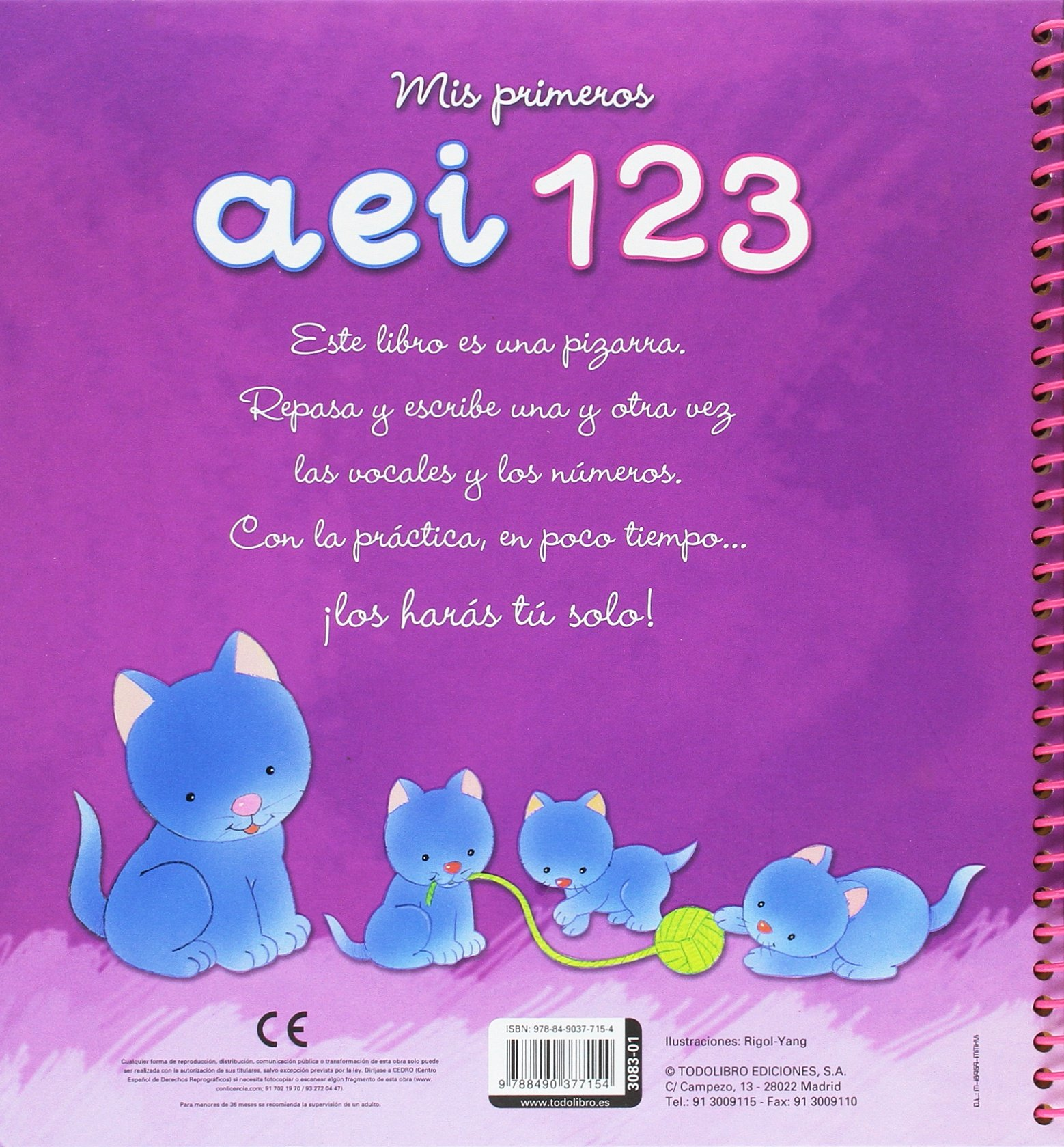 MIS PRIMEROS AEI 123- APRENDO VOCALES Y NUMEROS ...