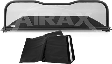 Airax Windschott Für Golf 6 Vi Windabweiser Windscherm Windstop Wind Deflector Déflecteur De Vent Auto