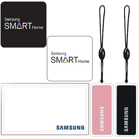Samsung RFID Bundle, includes 2 RFID Sticky keys + 2 RFID Tags + 1 RFID Card