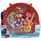 mickey mouse clubhouse piano sound book mickey 39 s piano party toys games. Black Bedroom Furniture Sets. Home Design Ideas