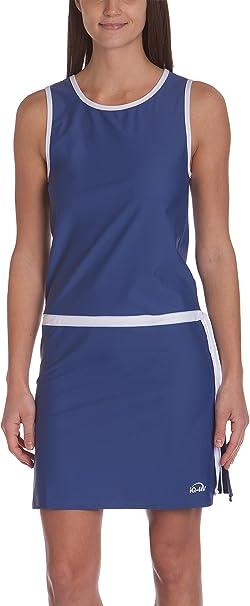iQ-UV Damen Strandkleid Tunika