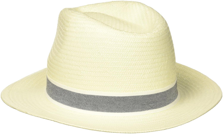 0d7bc52d883ef Lacoste Men s Woven Straw Hat
