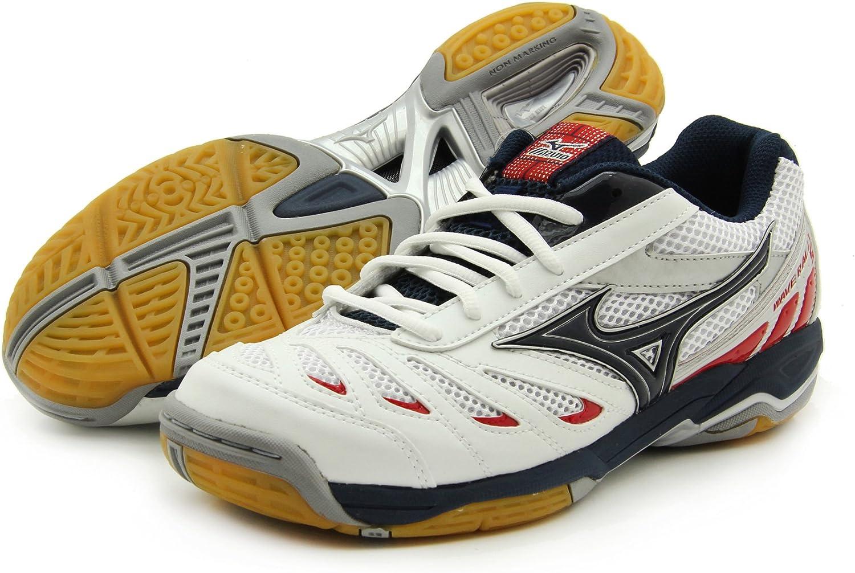 mizuno wave rally 5 indoor court shoes mens