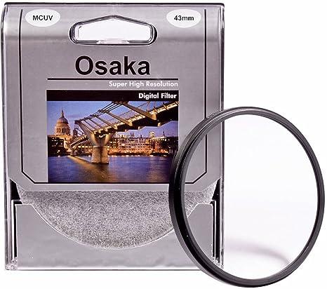 Osaka 43mm Multi Coated UV Filter MCUV 4 Layer Coating Camera   Photo Skylight   UV Filters