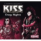 Crazy Nights - Legendary  Radio Broadcasts (4cd)