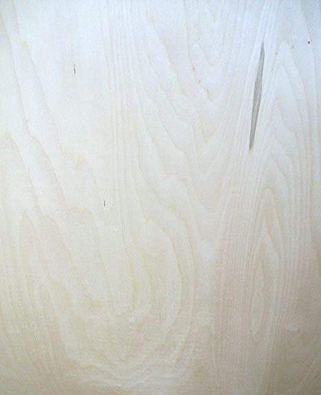 "1/2"" WHITE BIRCH PLYWOOD 2' x 2'"