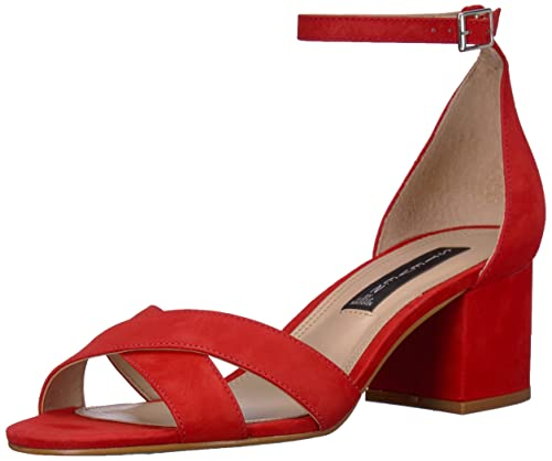 a94c9529e52 STEVEN by Steve Madden Women s Ilka Heeled Sandal  Buy Online at Low ...