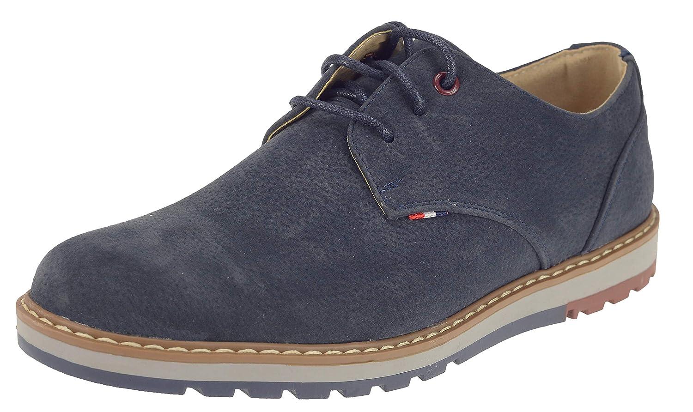 Elifano Footwear - Zapatos de Cordones de Sintético para Hombre