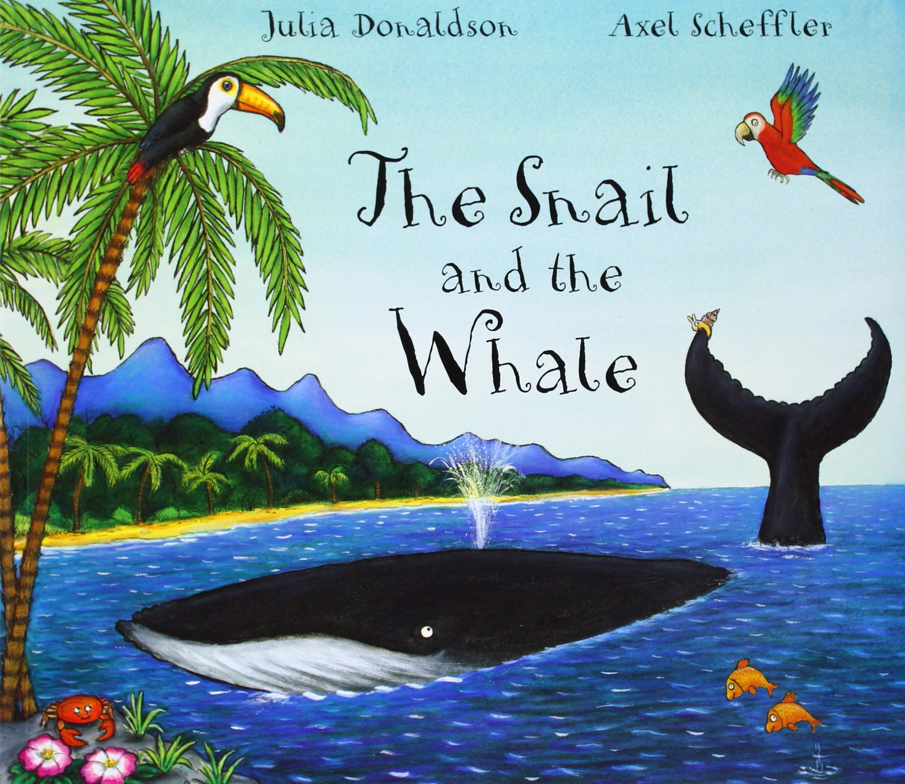 Image result for the whale and the snail