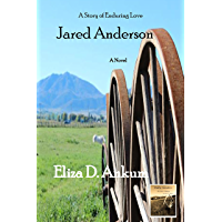 Jared Anderson: (The Ruby And Jared Saga Book 2) book cover
