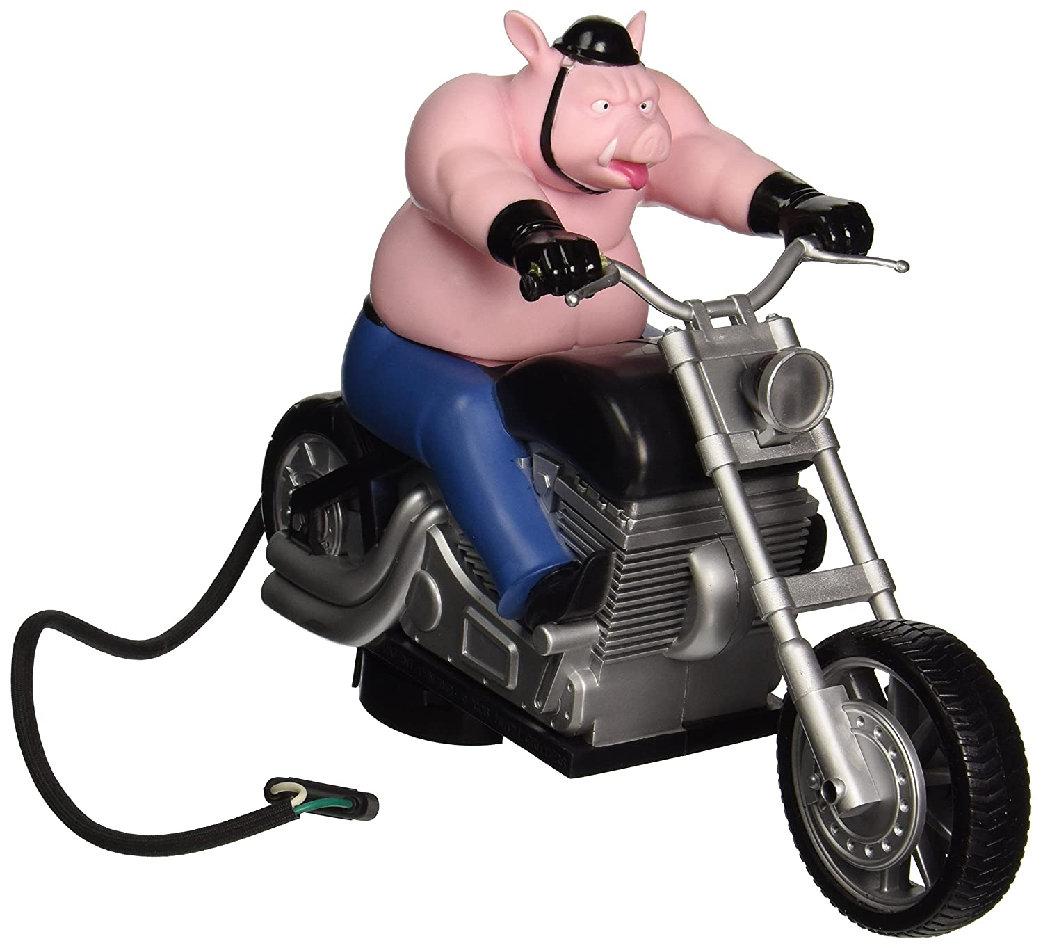Hitch Critters Wheelie Hog Animated Ball Hitch Cover and Brake Light Evoke Ventures 1032