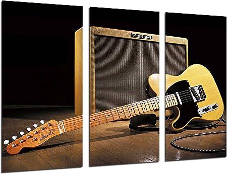 Cuadros Cámara Cuadro Fotográfico Musica, Instrumento Guitarra ...