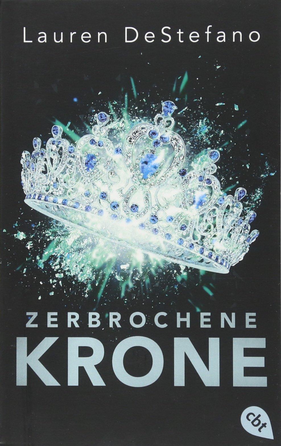 Zerbrochene Krone (Die Chroniken der Fallenden Stadt, Band 3)