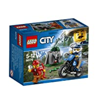 LEGO City Off-Road Chase 60170 Playset Toy