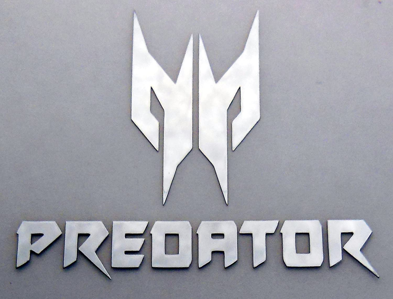 VATH Made Predator Metal Sticker 40 x 50mm / 1 5/8' x 2' [916]