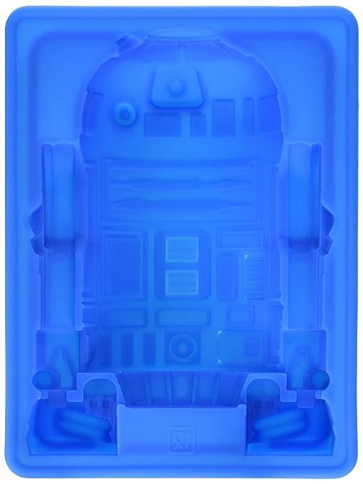 Amazon Star Wars R2 D2 Silicone Birthday Cake Pan Mold Tray