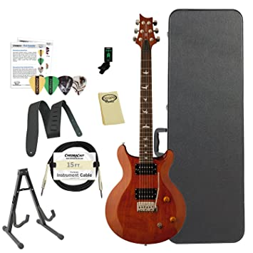 Paul Reed Smith guitarras stcsft-kit02 PRS SE Santana Standard Faded de caparazón de tortuga
