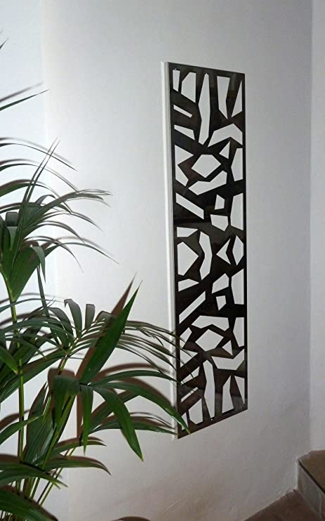 Szagato - Perchero de Pared diseño Mosaico, 140 x 40 x 2 cm ...