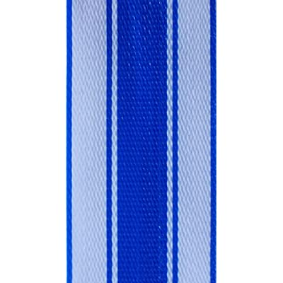 WebbingPro(TM) Lawn Chair Webbing Kit - Blue and White Webbing 3 Inches Wide 50 Feet Long and 30 Easy to Use(TM) Phillips Head Webbing Screws: Kitchen & Dining
