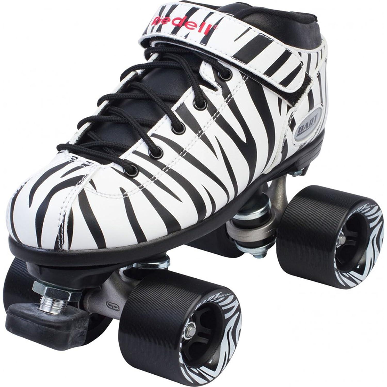 Zebra roller skates - Amazon Com Riedell Dart Zebra Roller Skate Size 4 Sports Outdoors