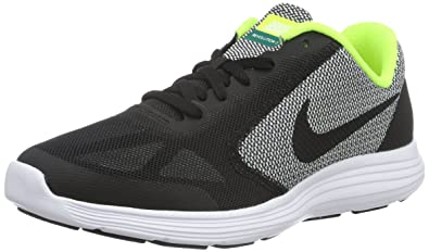 433e9ef190 Image Unavailable. Image not available for. Colour  Nike Boys  Revolution 3  (GS) Running-Shoes ...