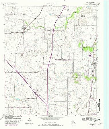 Amazon Com Keller Tx Topo Map 1 24000 Scale 7 5 X 7 5 Minute