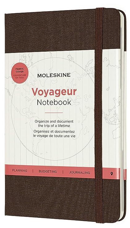 Moleskine - Cuaderno de Viajero, Cuaderno de Viaje, Tapa ...