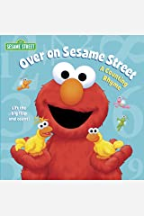 Over on Sesame Street (Sesame Street): A Counting Rhyme (Sesame Street Board Books) Kindle Edition