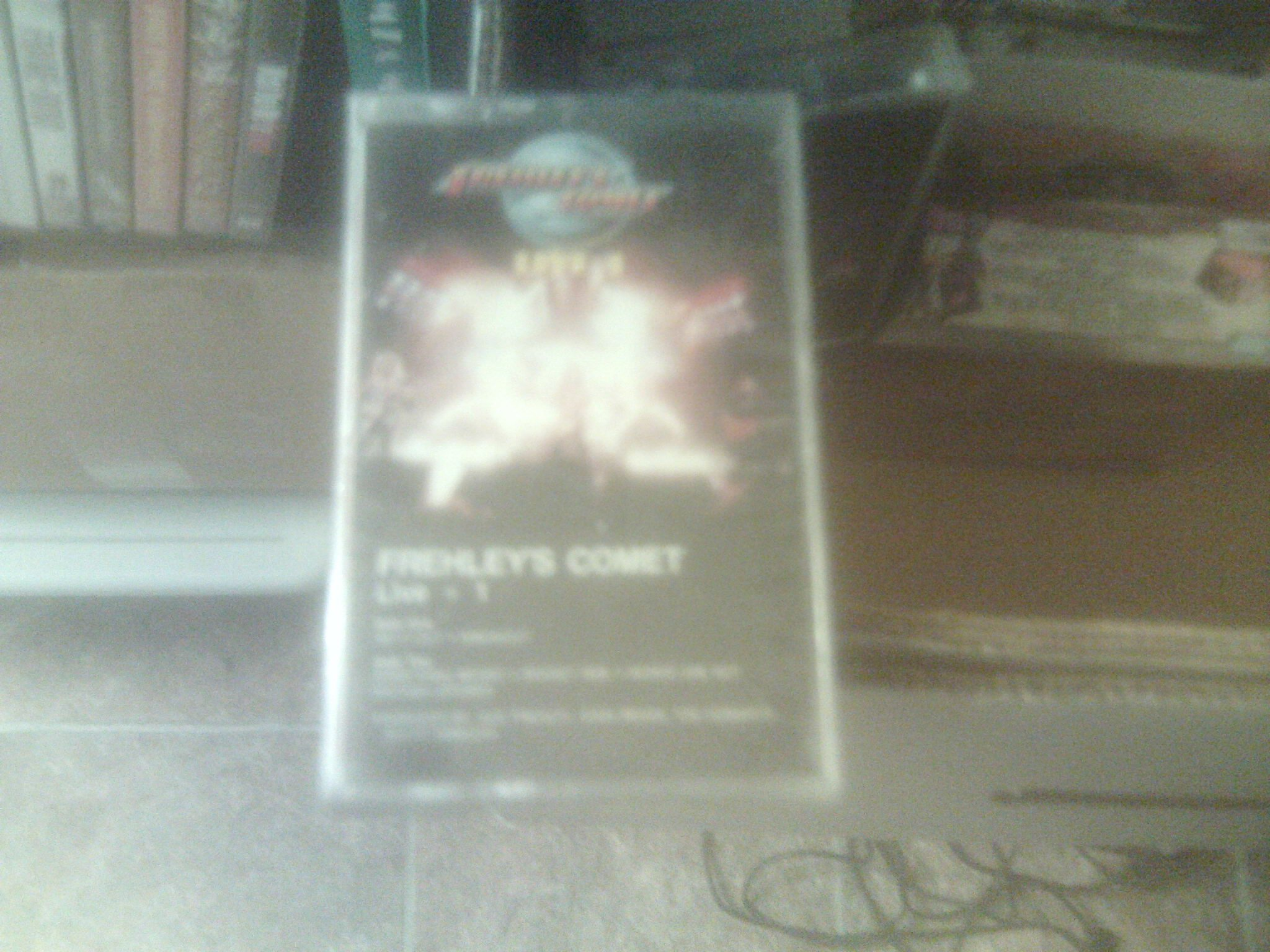 Live + 1 - Frehley's Comet