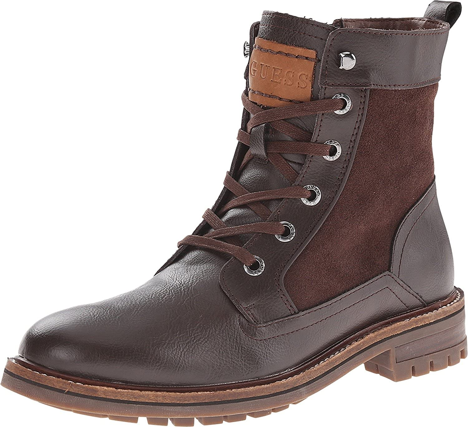 Mens Boots GUESS Reid 2 Brown