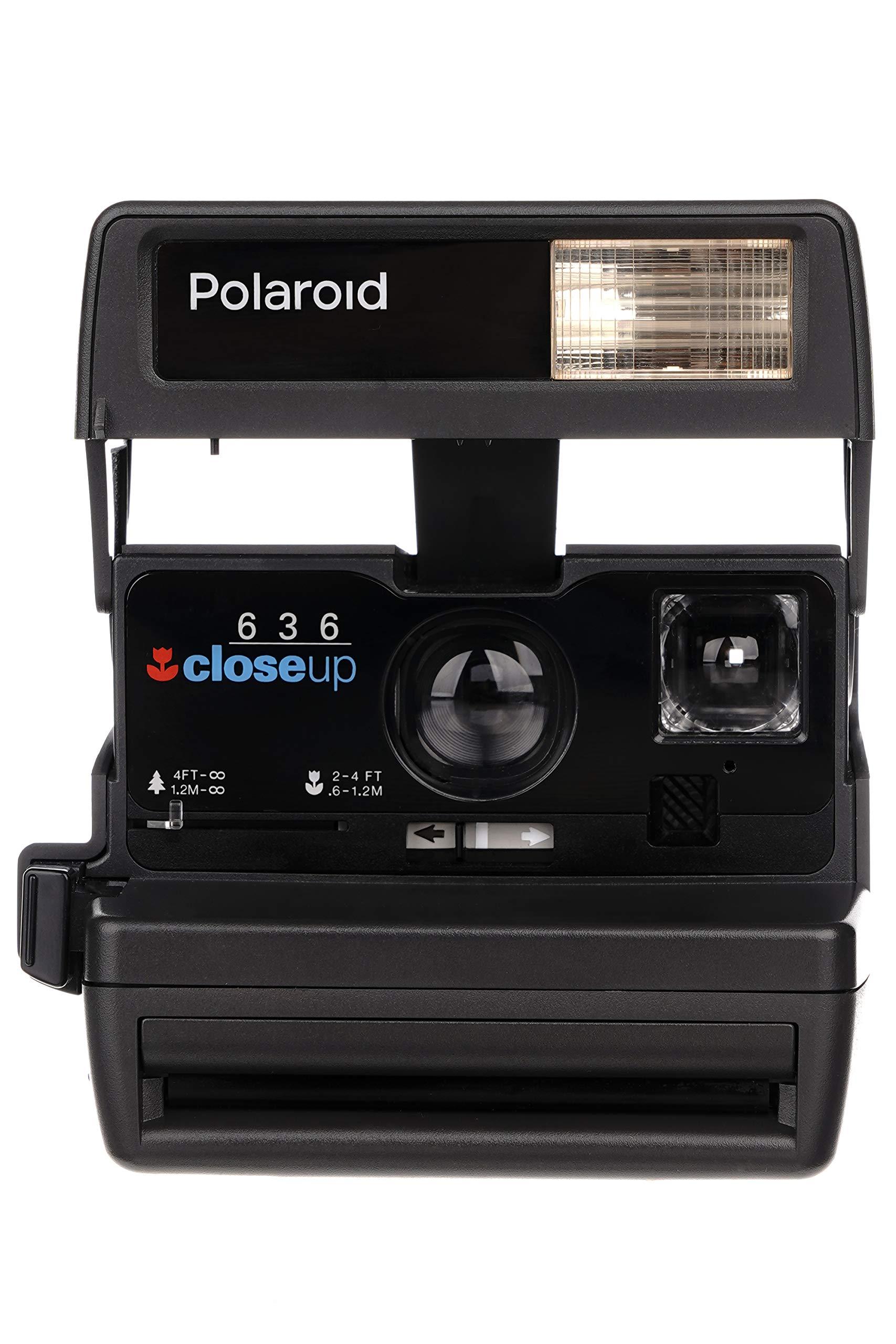 Polaroid 636 CL Compact Camera-Instant