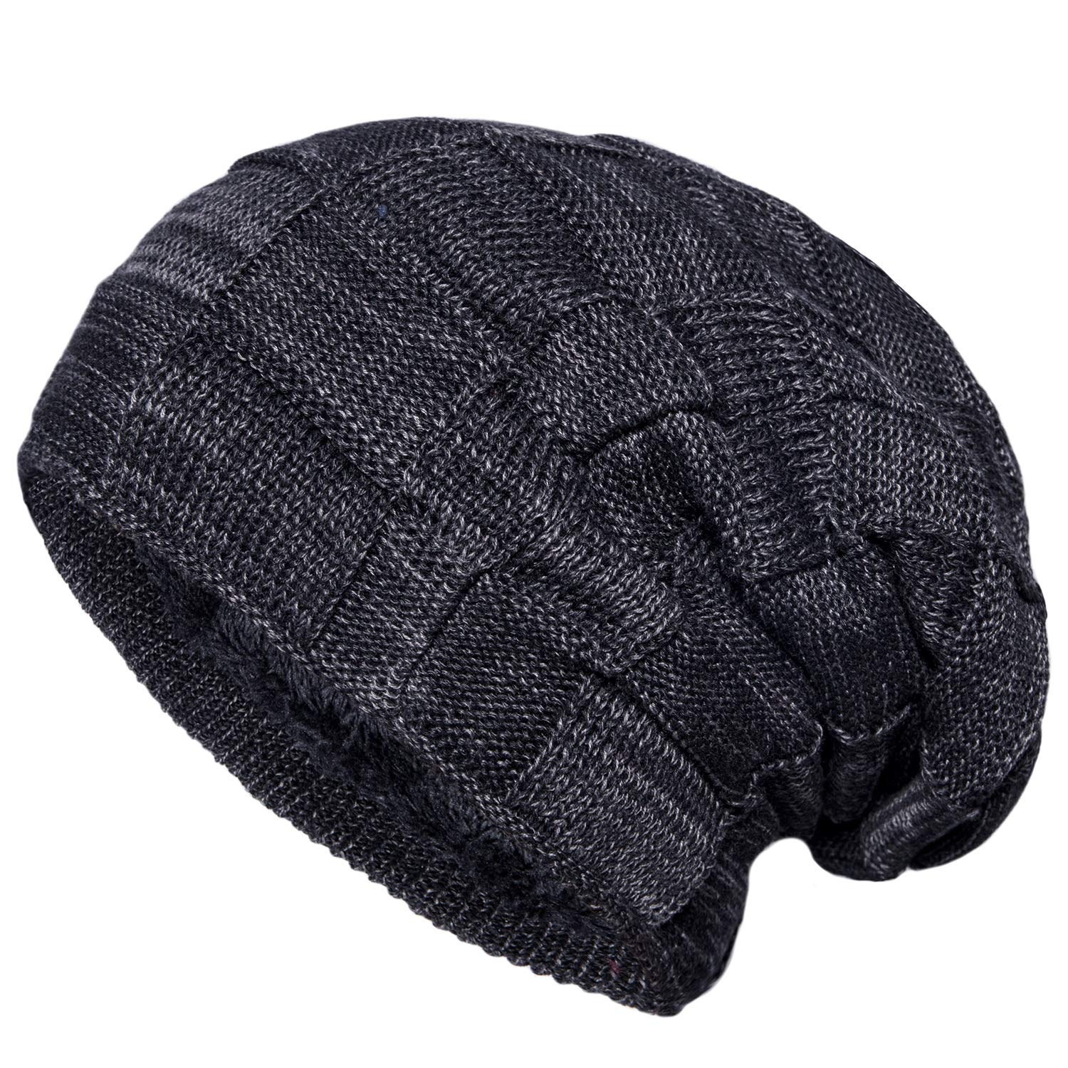 b61a826eb49 Senker Slouchy Beanie Knit Cap Winter Soft Thick Warm Hats for Men and Women  product image