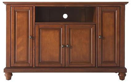 Amazon Com Crosley Furniture Cambridge 48 Inch Tv Stand Classic