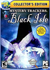 mystery trackers black isle