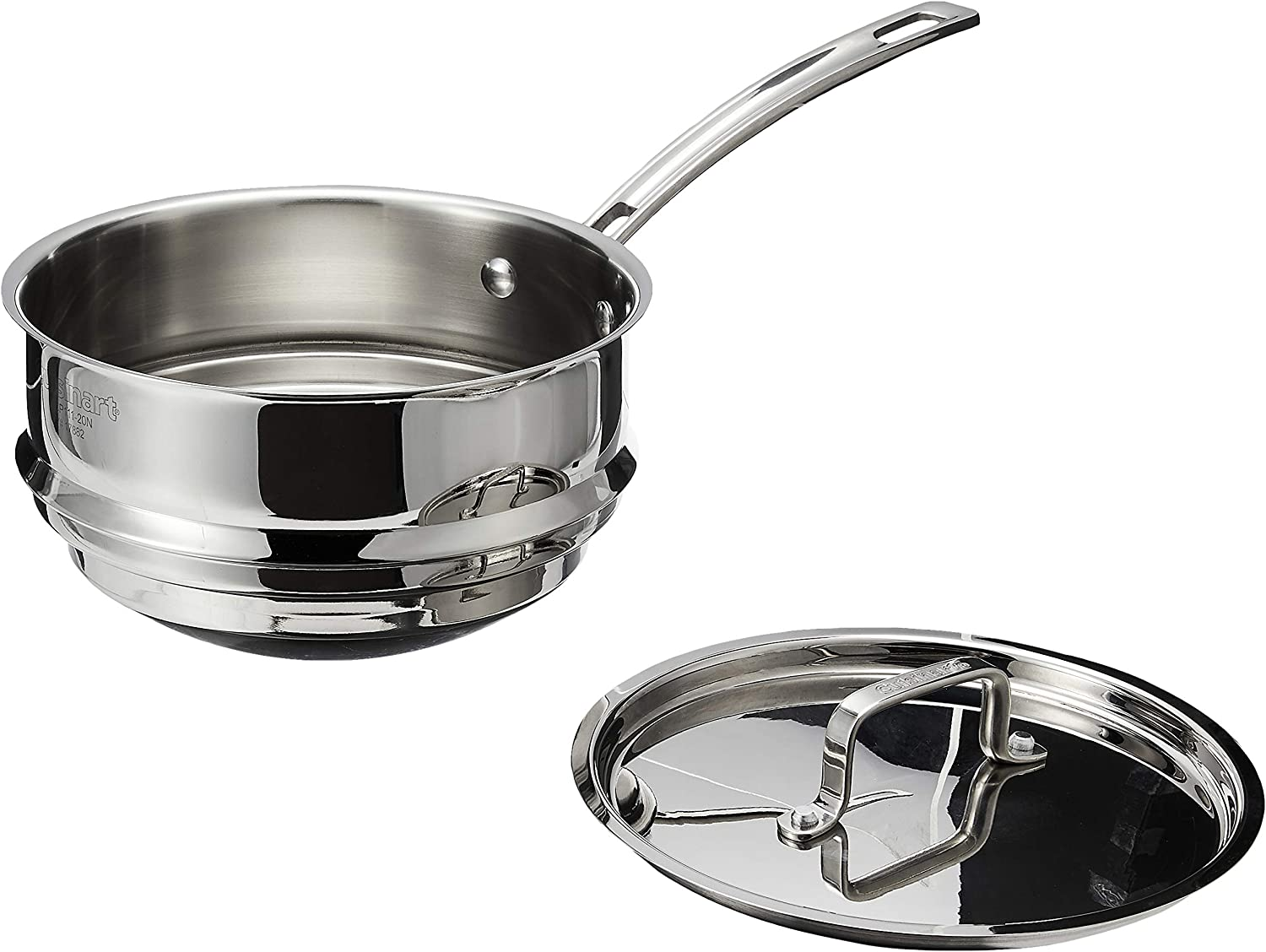 Cuisinart MultiClad Pro Stainless Universal Double Boiler