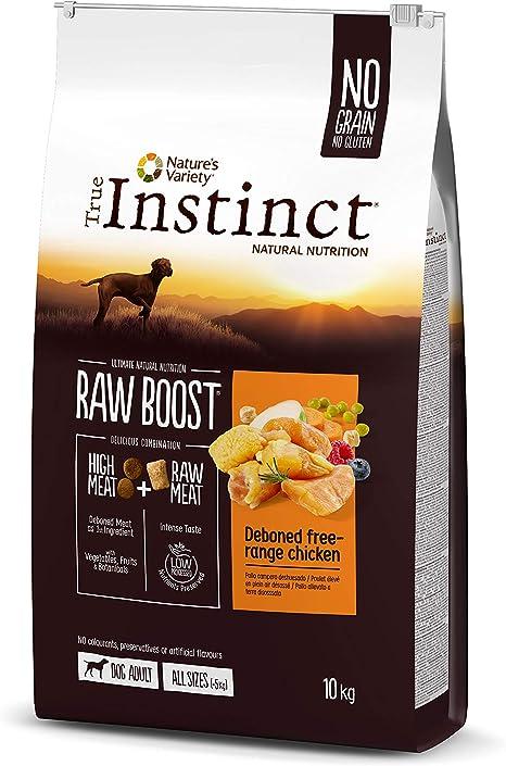True Instinct Raw Boost - Natures Variety - con Pollo ...