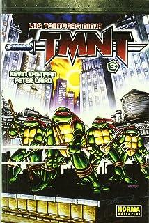 Las tortugas ninja TMNT 5/ Teenage Mutant Ninja Turtles 5 ...