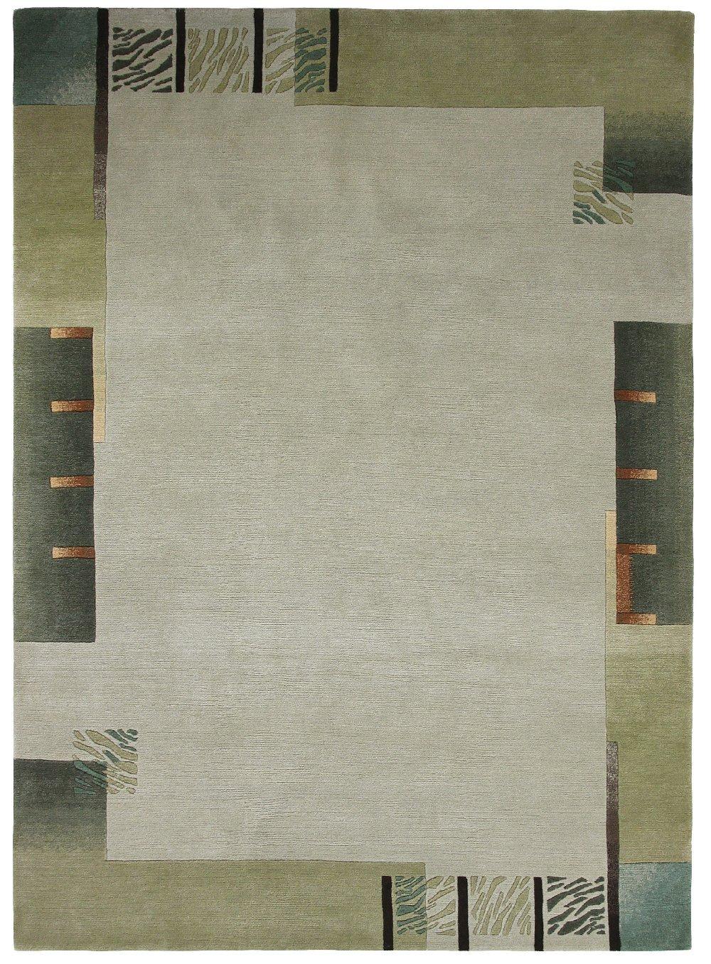 teppichwelt sona lux nepal teppich handgekn pft lind. Black Bedroom Furniture Sets. Home Design Ideas