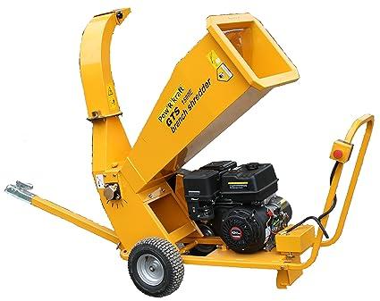 Amazon com : Pow' R' Kraft PK-GTS1500E gas powered Wood
