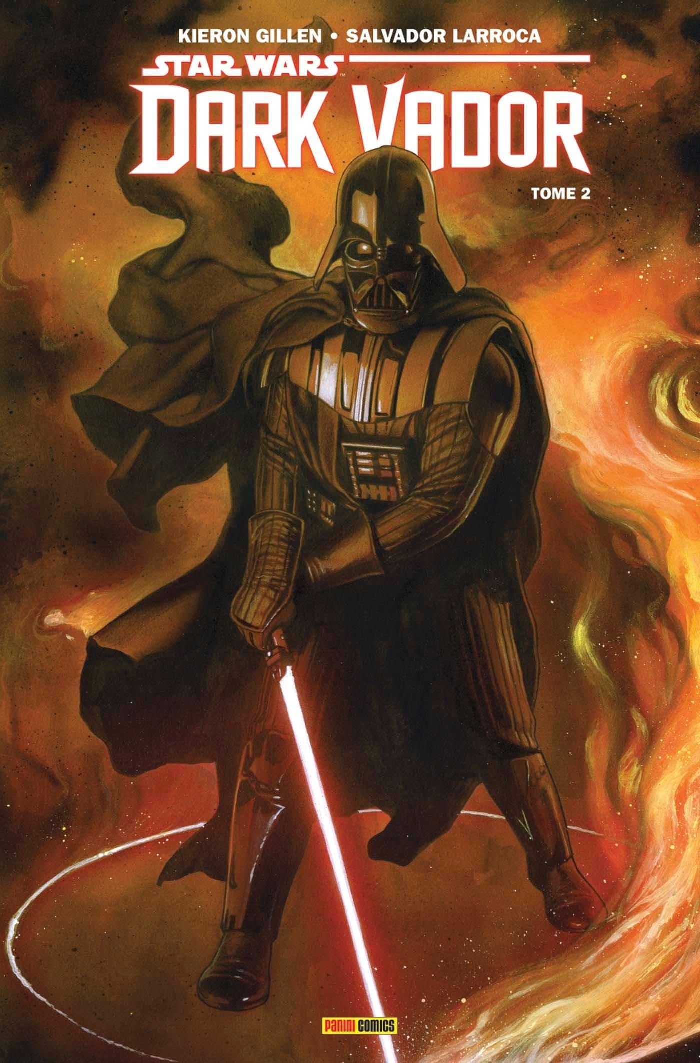 Amazonfr Star Wars Dark Vador T02 Salvador Larroca