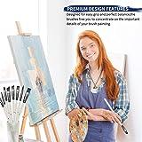 Artist Brush Set Xpassion Handmade Professional