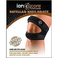 Genouillère de support avec sangle Ionocore® Permet de soulager la douleur au genou lors de la pratique sportive