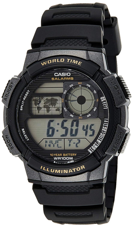 Casio Youth Digital Men's Watch – AE-1000W-1AVDF (D080)
