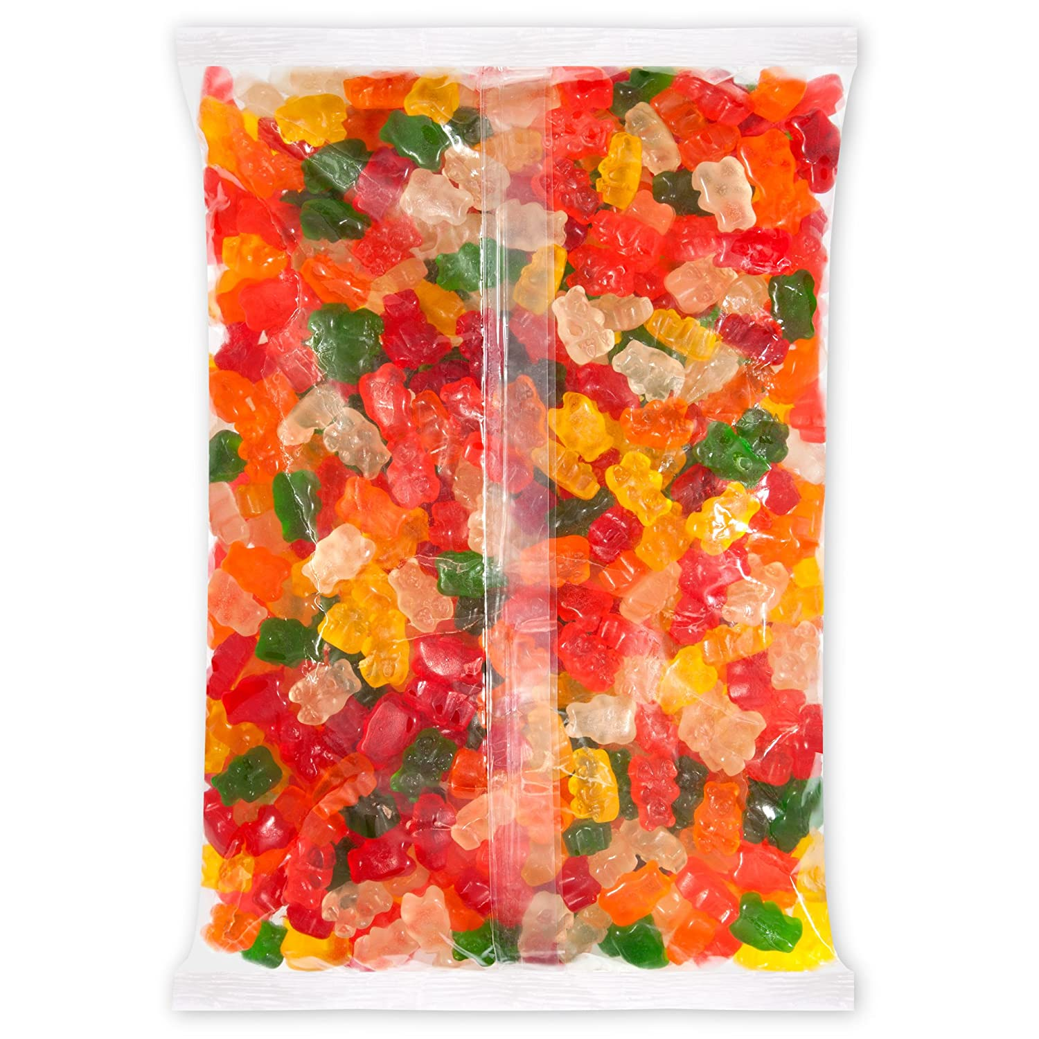 Amazon Albanese Candy Sugar Free Assorted Fruit Gummi Bears