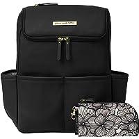 Petunia Pickle Bottom Method Backpack, Black Matte Leatherette