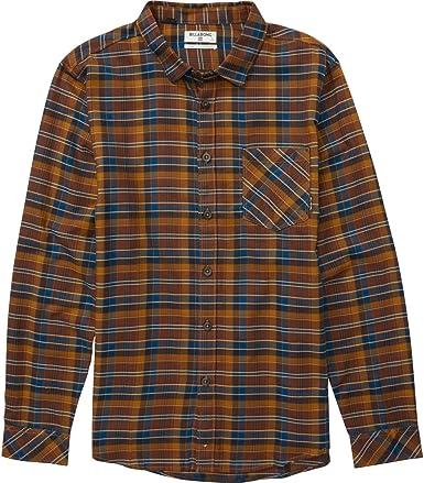 Billabong Freemont - Camisa de franela para hombre - - Small: Amazon.es: Ropa y accesorios