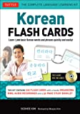 Korean Flash Cards Vol.1: Learn 1,000 Basic Korean Words and Phrases Quickly and Easily!