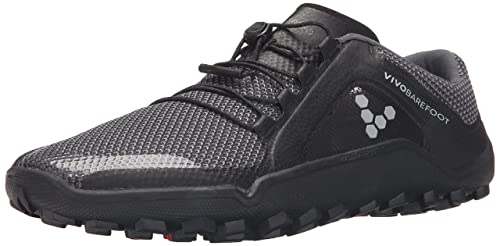 Vivobarefoot Primus Trail M black/charcoal, - negro, 45: Amazon.es: Zapatos y complementos
