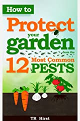 How to Protect Your Garden from the 12 Most Common Pests – an Easy Garden Guide